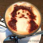 ラスカルのカフェラテ