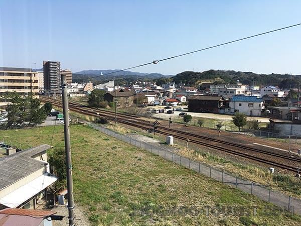 益田駅周辺