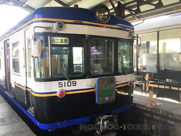 一畑電車5009号