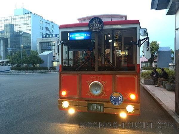 松江ぐるっとレイクラインバス