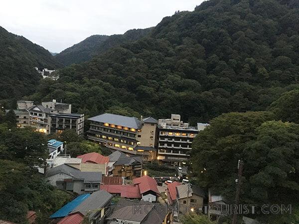 東山温泉 くつろぎの宿 千代滝