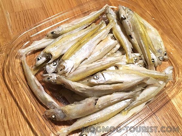 土浦「小松屋」の佃煮